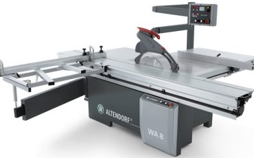 The Altendorf WA 8 X Machine