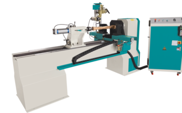 CNC Wood Turning Lathe Machines