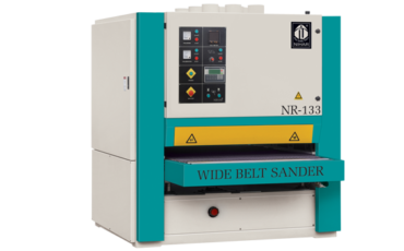 Wide Belt Sander Machines