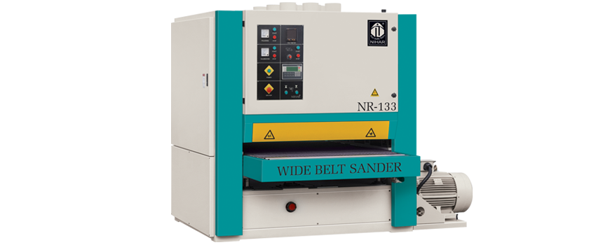 Nihar Industries Offers Single Head And Double Head Wide Belt Sander  Machines That Can Be Used For Calibrate And Sanding Of Plywood, Flush Door  Particle ...