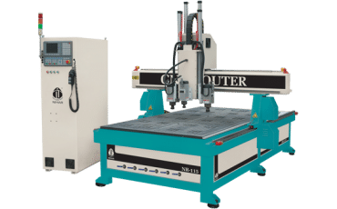 CNC Router Machines : NR-115 R