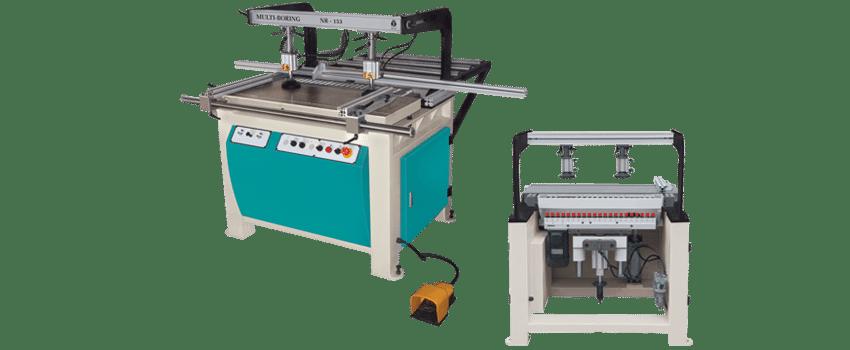 Woodworking Multi Boring Single Raw Machines Manufacturer & Exporter ...