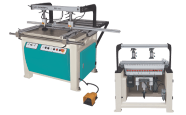 Multi Boring Single Raw Machines