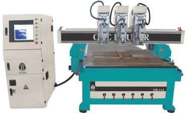 New CNC Router Machine