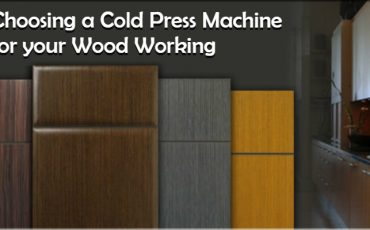 Choosing a Cold Press Machine for your Wood Working