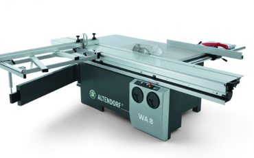 The Altendorf WA 8 NT Machine