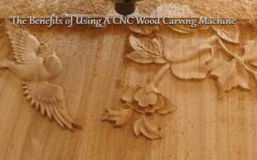 The Benefits of Using A CNC Wood Carving Machine