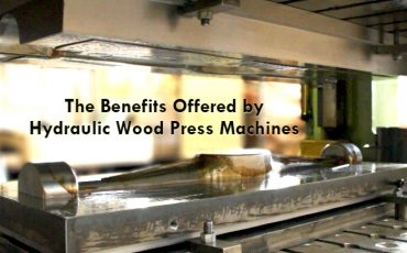 The Benefits Offered by Hydraulic Wood Press Machines