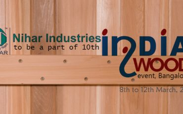 Nihar Industries to be a part of 10th INDIAWOOD event