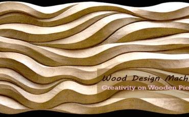 Wood Design Machine: Creativity on Wooden Pieces