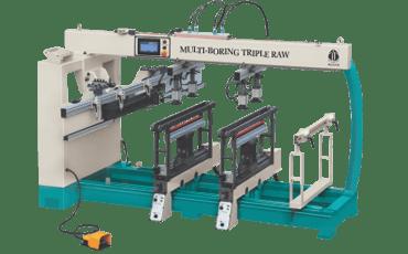 Multi Boring Triple Raw Machines Manufacturer India ...